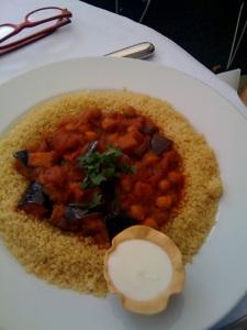 Couscous mit Gemüse (Badingal)