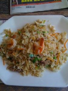 Fried Rice Chopstick