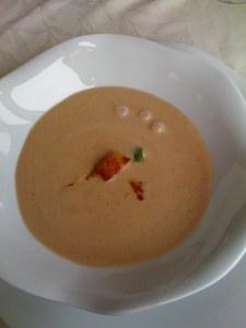 Suppe mit Einlagen