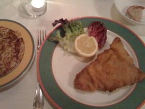 Cordon bleu mit Röschti