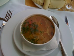 Zama (Chicken Soup)