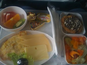Airline Food made in Moldova