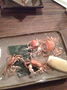Crunchy Crabs