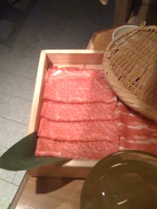 Japanese meat