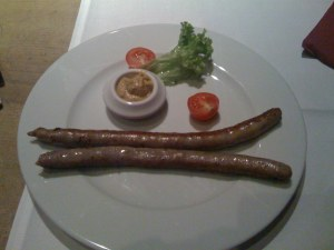 Kyburger Bratwürste