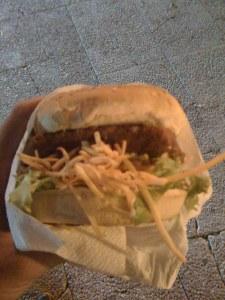 Portugese Burger